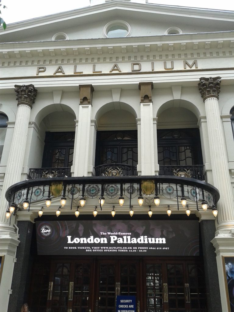 Tour the London Palladium! – Society for Theatre Research