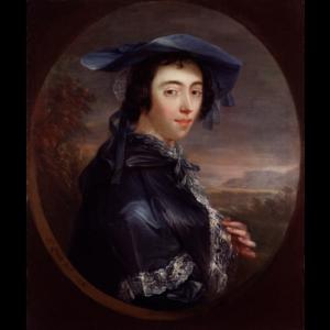 Peg Woffington (National Portrait Gallery)